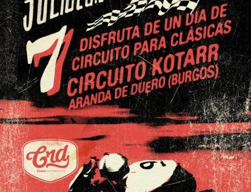 Track Day, un día de circuito para clásicas circuito de Kotarr